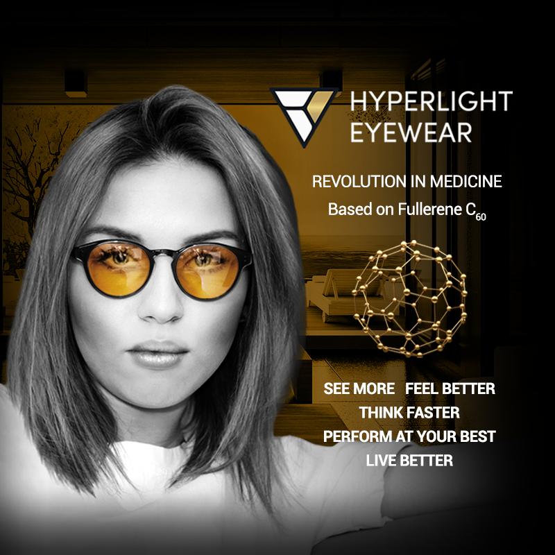 Hyperlight Eyewear Banner