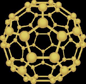 Fullerene Structure Atom