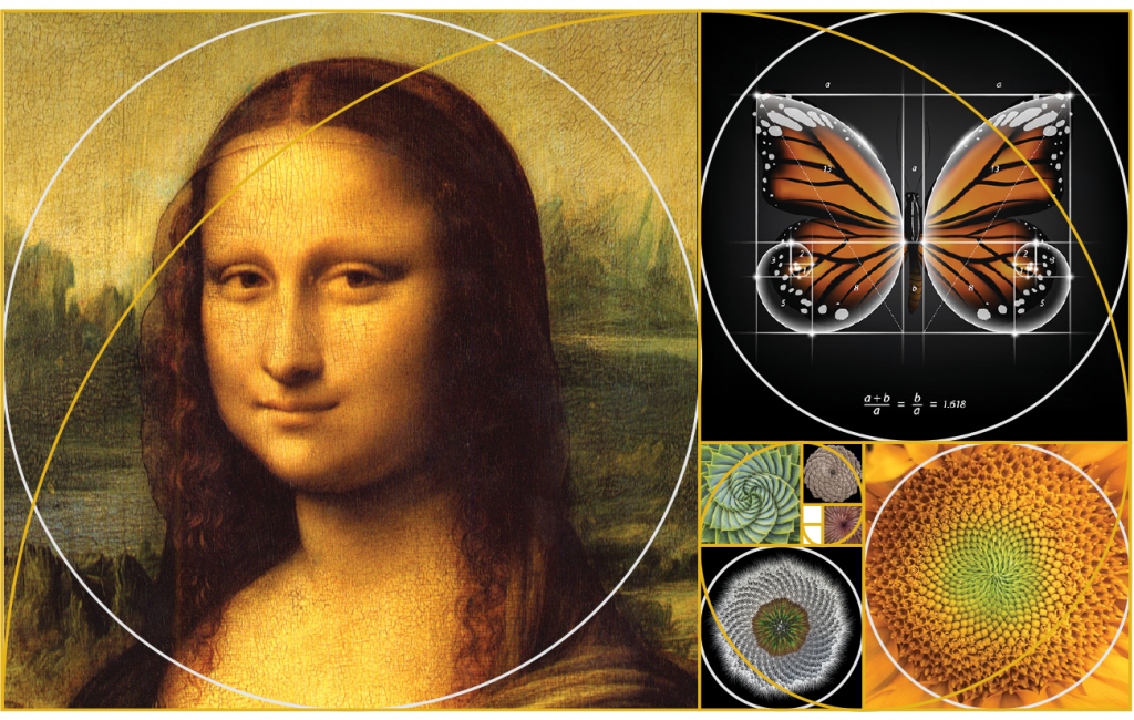 Golden Ratio Image