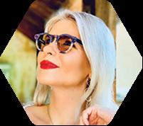 Testimonial regarding THE glasses   Adina Necula